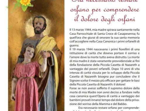 19 Marzo Festa di San Giuseppe