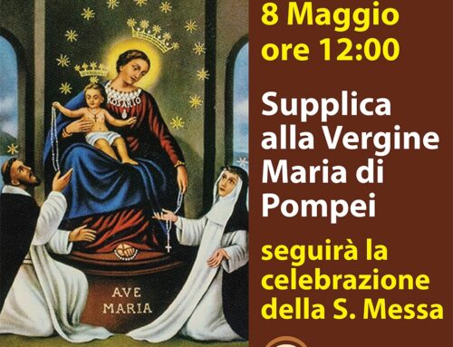 Supplica Alla Vergine Maria di Pompei